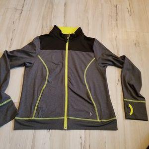 Danskin activewear coat 14-16 14 16 jacket girl